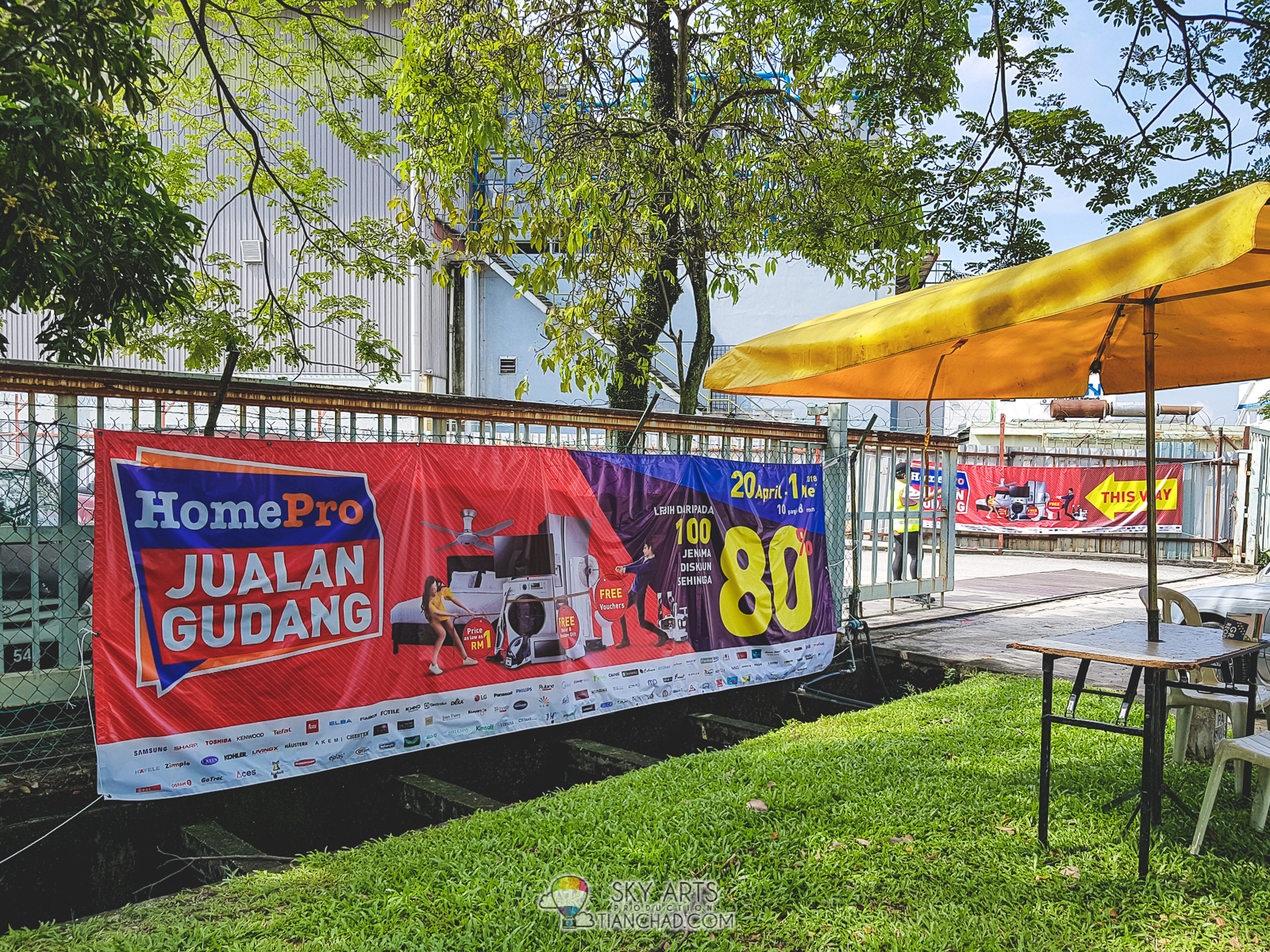 49a78043a HOMEPRO WAREHOUSE SALE 2018   PUCHONG