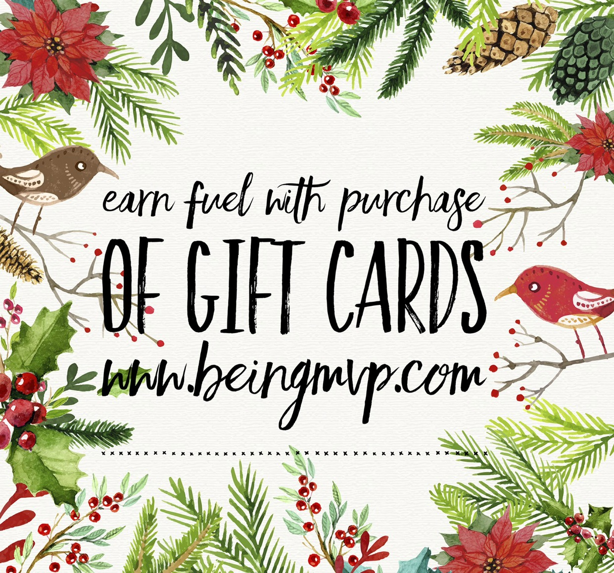 being MVP: Earn Fuel with Purchase of Gift Cards + $75 Amazon Gift ...