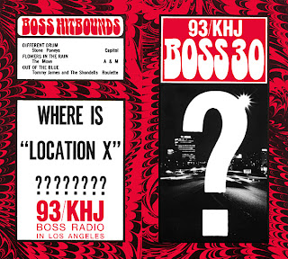 KHJ Boss 30 No. 120 - Location X