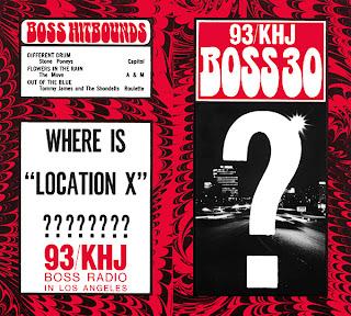 KHJ Boss 30 No. 120 - Location X