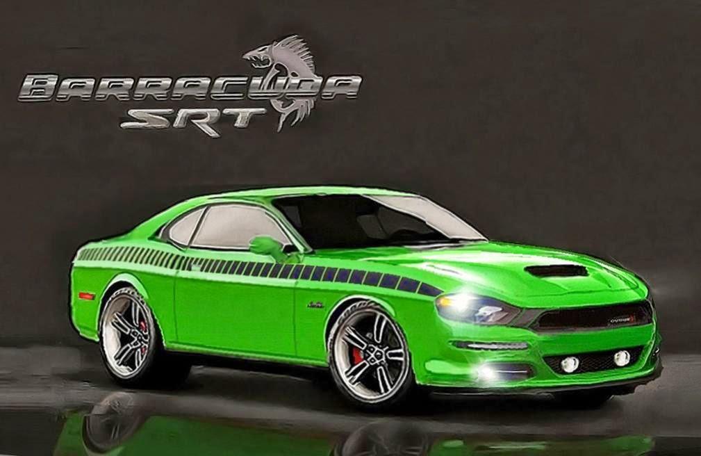 2016 Dodge Barracuda Concept Release Date