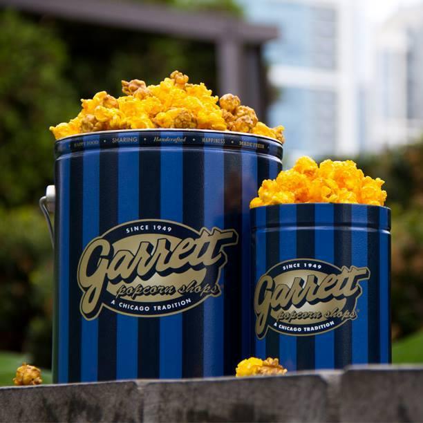 Chasing Food Dreams Garrett Popcorn Shops Opens At