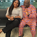 Lovely Photos of Dele Momodu, His Wife and Sons at Heathrow Airport