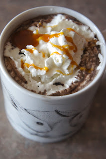 Caramel Hot Chocolate: Savory Sweet and Satisfying