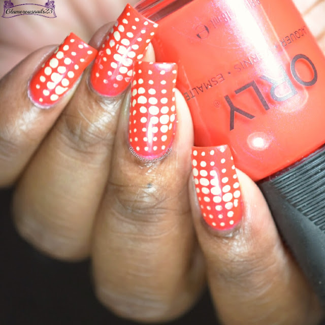 The Nail Challenge Collaborative - Dots #1