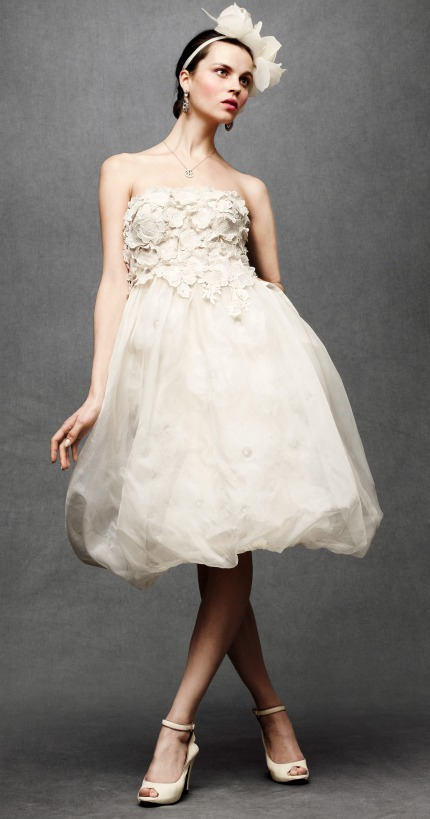 1cba288680e4 BHLDN will offer a collection of bridal and bridesmaids dresses,  accessories {including some to-die-for hair pieces}, shoes, jewelry, and  lingerie as well ...
