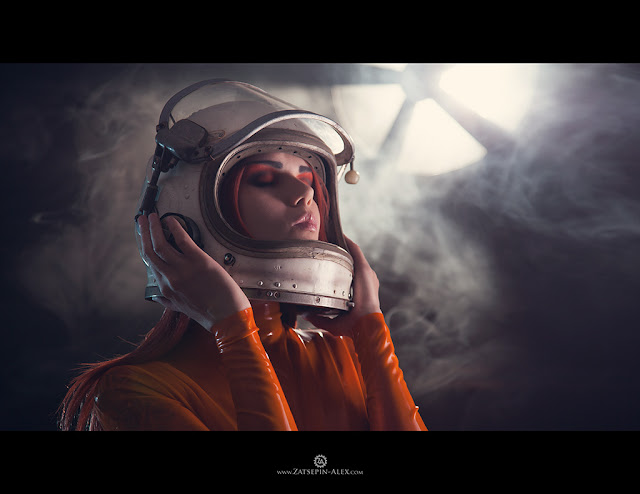 Lost Cosmonaut by Elisanth