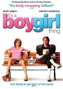 It's a Boy Girl Thing Poster