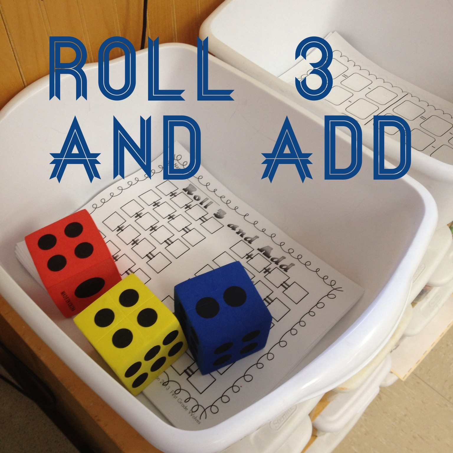 Ms Wilson S Wolves Roll 3 And Add Freebie So Known
