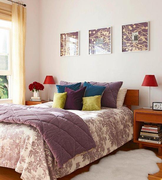 Cele mai frumoase dormitoare ii jurnal de design interior - Better homes and gardens interior designers inspirations ...