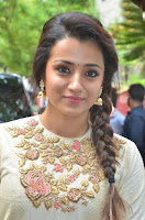 Trisha Latest Pictures at  Film Launch TollywoodBlog