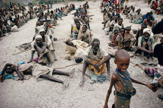 Somalia from starvation, lawson james blog entertainment news