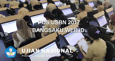 Prosedur Operasional Standar USBN 2017
