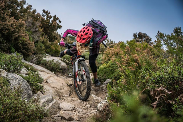 Schwere Trails Elba