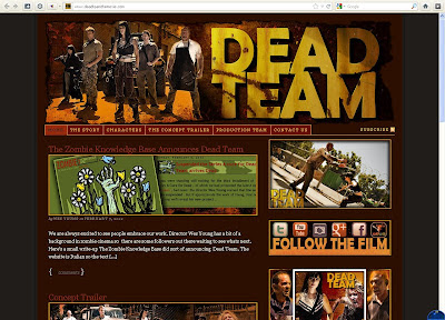 Febbraio 2011 - Dead Team the Movie