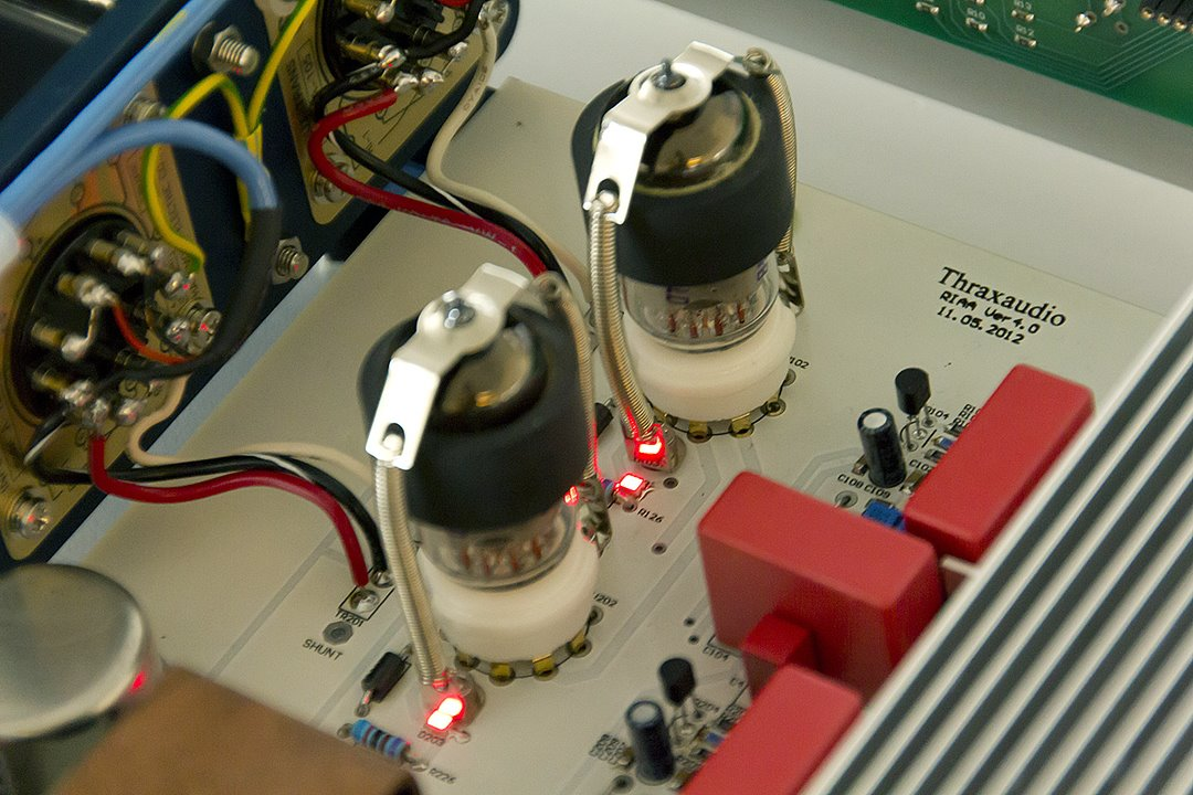 Mono and Stereo High-End Audio Magazine: Thrax Audio top class