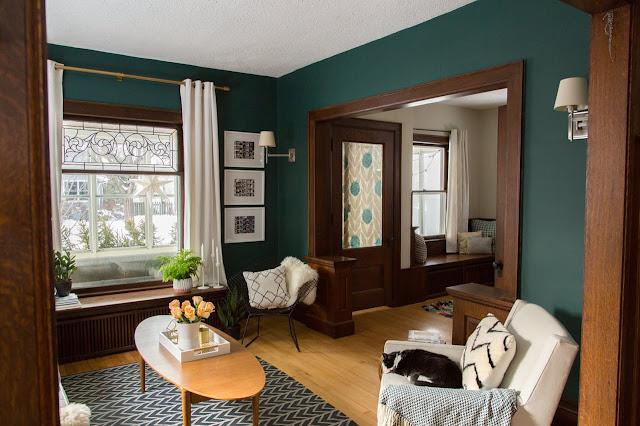 Aufarbeiten statt Sanieren - ein Aufruf zum Behalten schönster Einrichtungen und Design aus den 1950er und 1960er Jahren