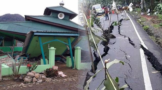 Inilah Foto dan Video Hoax yang Viral di Media Sosial Akibat Gempa Siang Tadi
