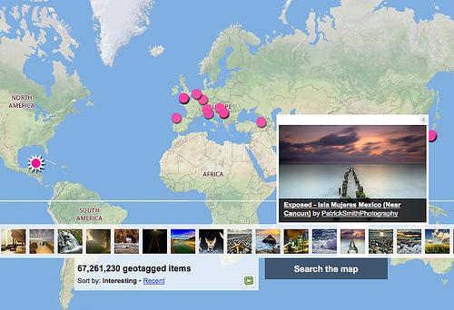 Plot Geo-tagged Photo pada ArcMap