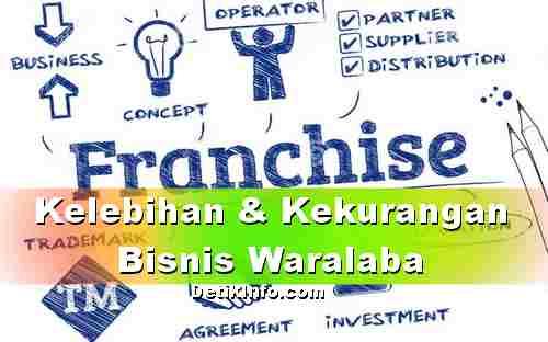 apakah Kelebihan dan Kekurangan Bisnis Waralaba/francise?