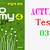 Listening Actual Test 3 Economy TOEIC Volume 4