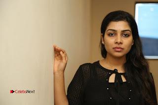 Actress Satna us Pictures at Bichchagadu Success Meet  0174.JPG