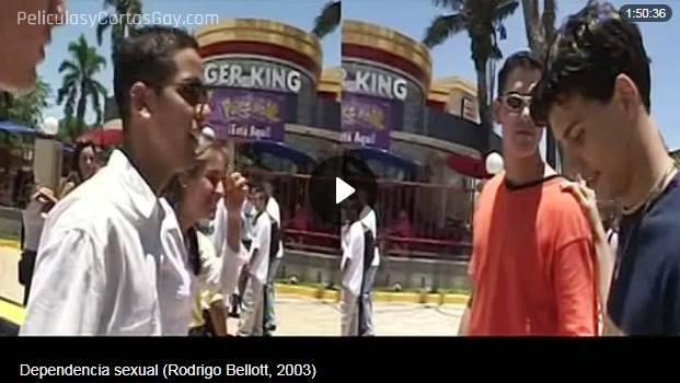 CLIC PARA VER VIDEO Dependencia Sexual - PELICULA - Bolivia - 2003