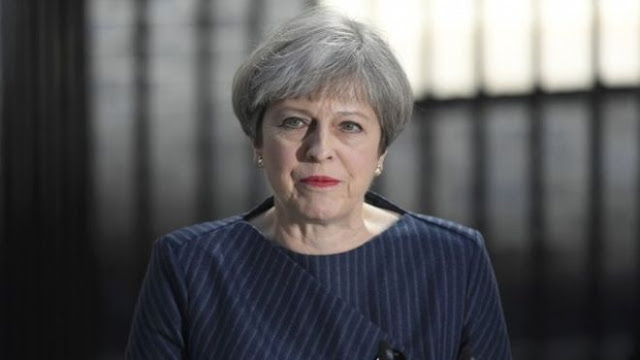 英國首相 Theresa May