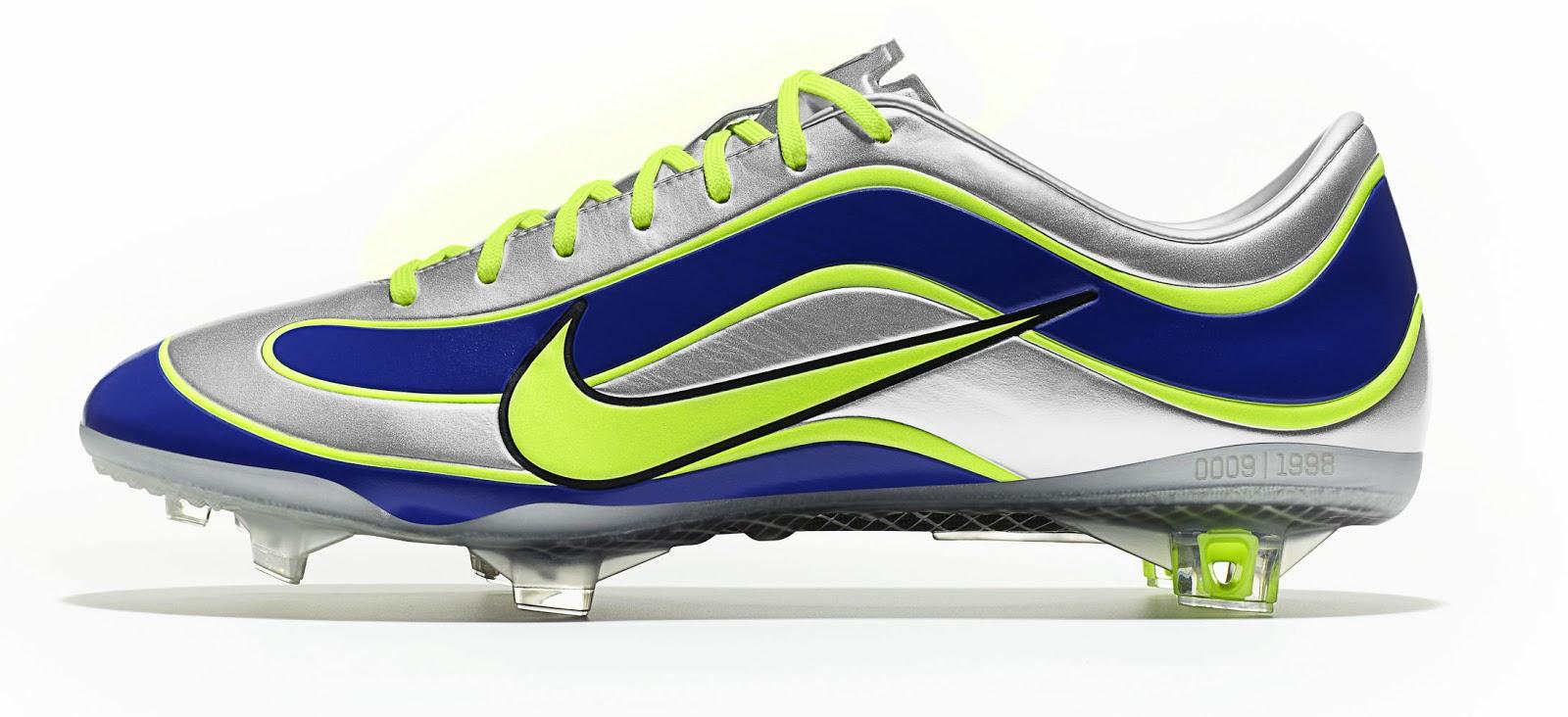 Nike Shoe Being Cut