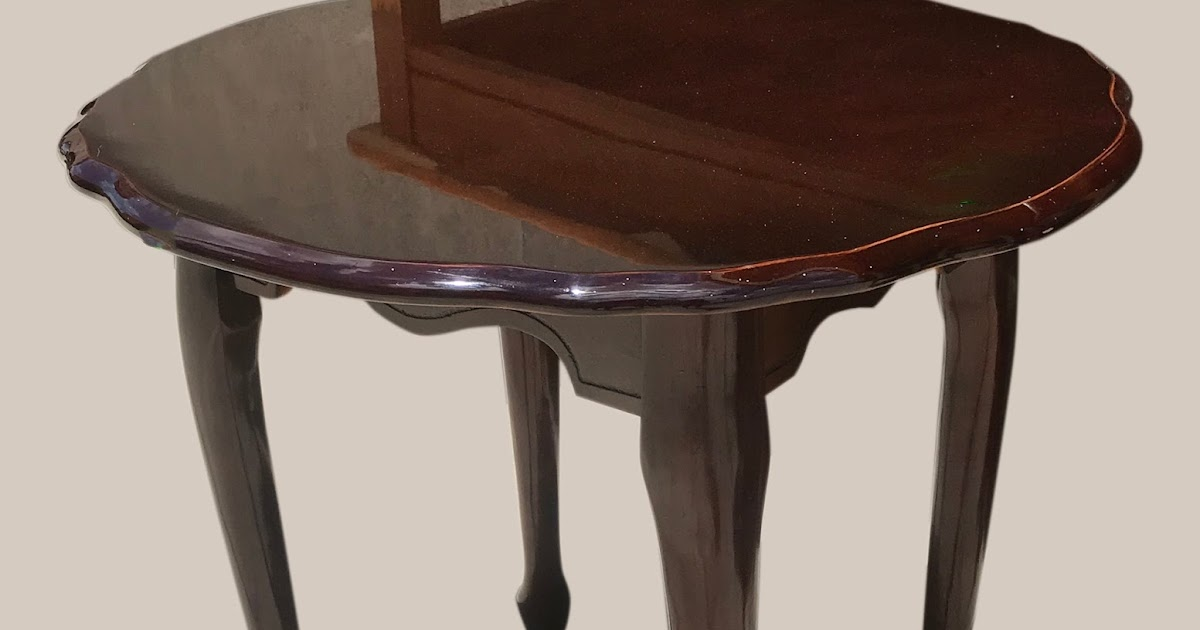 Uhuru Furniture Collectibles Side Table 25 Sold