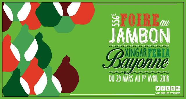 Foire au Jambon de Bayonne 2018