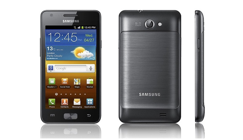Cara Flashing Samsung Galaxy R GT-I910 Mati total / Bootloop