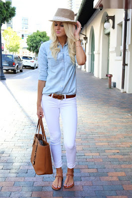 Blusas de moda modernas