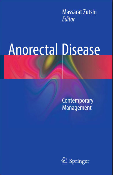 Anorectal Disease-Contemporary Management (January 09, 2016)
