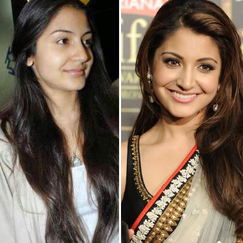 Ten Bollywood Actresses Without Makeup- Actresses Looks