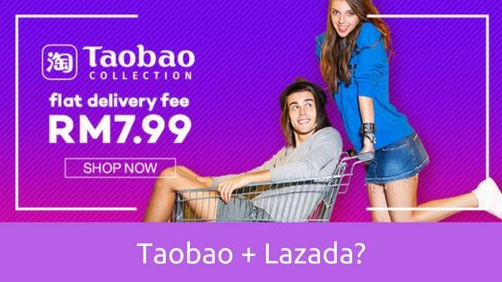 Cara Beli Barang Dari Taobao Melalui Lazada