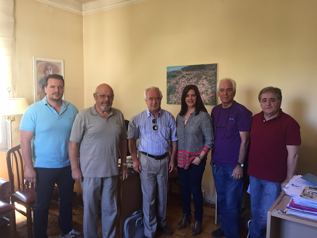 Την στήριξη της Περιφέρειας Πελοποννήσου ζήτησαν εκπρόσωποι της Ομοσπονδίας Επιχειρηματιών Ενοικιαζομένων Δωματίων- Διαμερισμάτων Πελοποννήσου