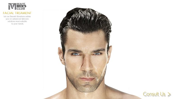Men's Facial Treatments
