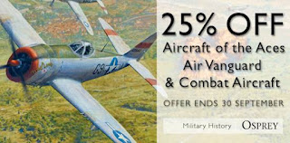 Osprey September Sale - 25% Off ACE, AVG & COM