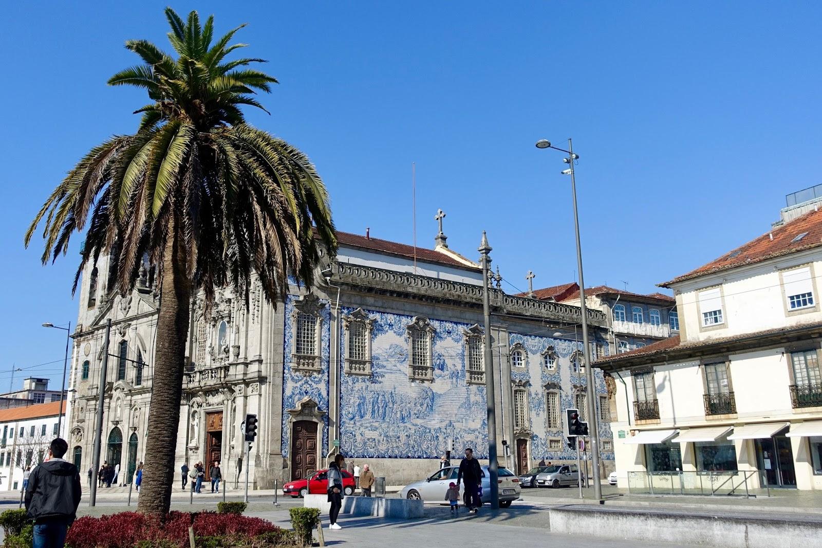Fonte dos Leões city break porto