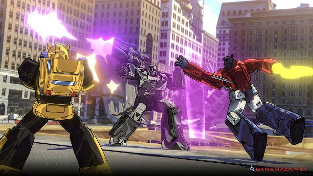 Transformers Devastation Gameplay Screenshot 3