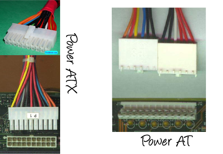 Cara Memasang Power Supply