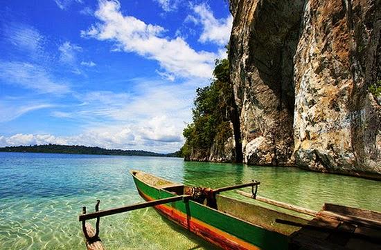 Paket Wisata & Liburan Pantai Ora Ambon
