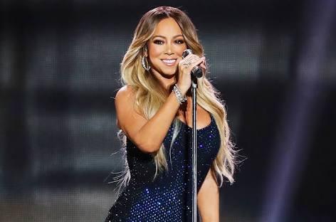 """""""Caution"""", nuevo disco de Mariah Carey, tendrá bajas ventas tras su debut"""