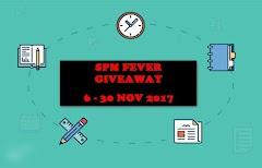 SPM Fever Giveaway
