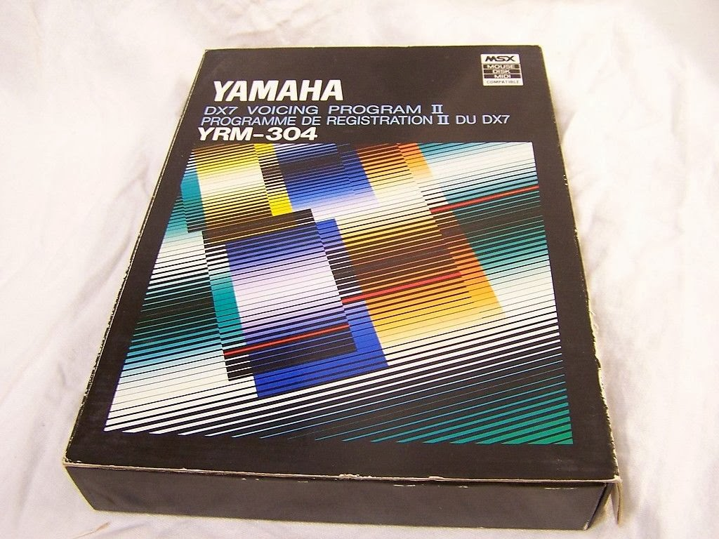 Matrixsynth Tuesday November 26 2013 Yamaha Zeal Wiring Diagram Cartridges For Msx Cx 5m Synthesizer Including Dx7 Voicing Program