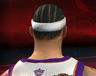 NBA 2K13 Michael Beasley Cornrows Mod