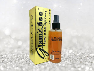 GLAMROSE FLAWLESS SPRAY EXCLUSIVE