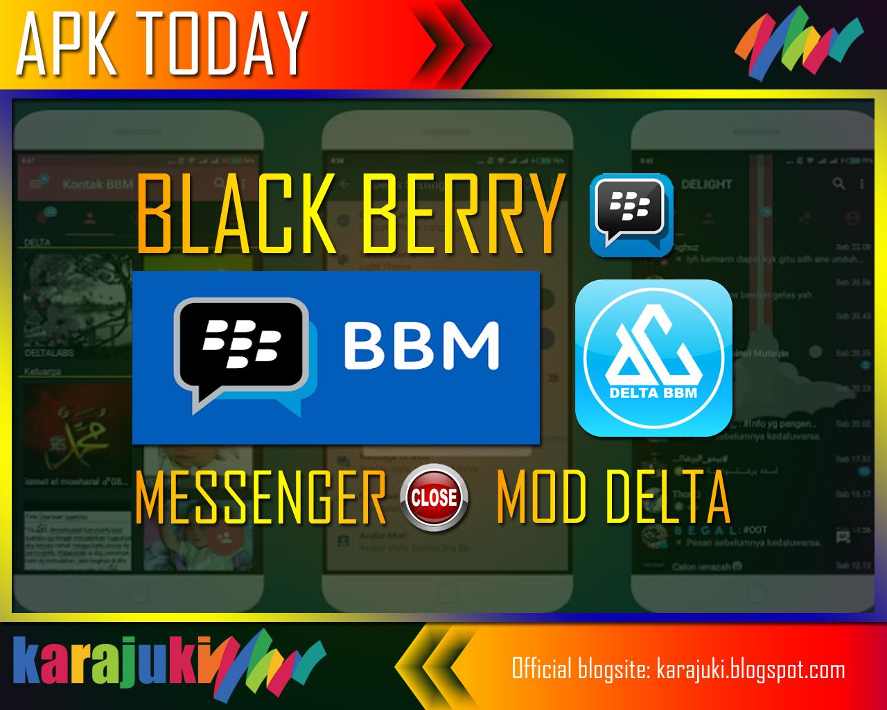 Download Bbm Mod Delta Download Apk For Android - KARAJUKI