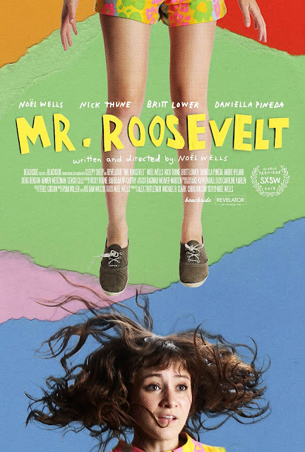 Mr. Roosevelt (2017) ταινιες online seires oipeirates greek subs
